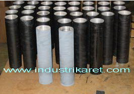 Molded rubber bonding | Produk Karet Dibonding Dengan Metal