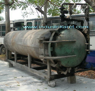 Production Steam Autoclave