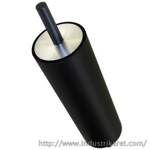 Rubber lining roller